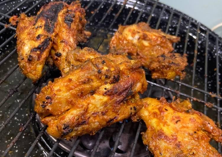 Cara Gampang Membuat Ayam Bakar Padang yang Lezat Sekali