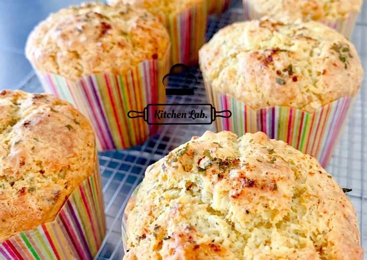 Tuna Cheese Muffin