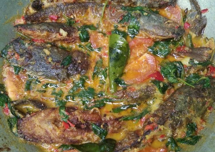 Mangut ikan Lele