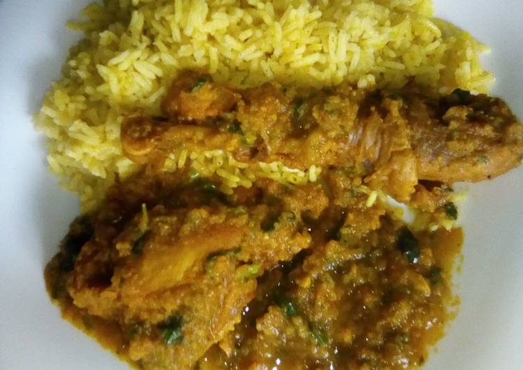 Chicken curry Finding Healthful Fast Food