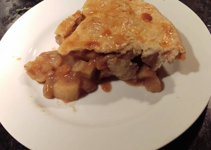 How to Prepare Perfect Apple-Pear Pie