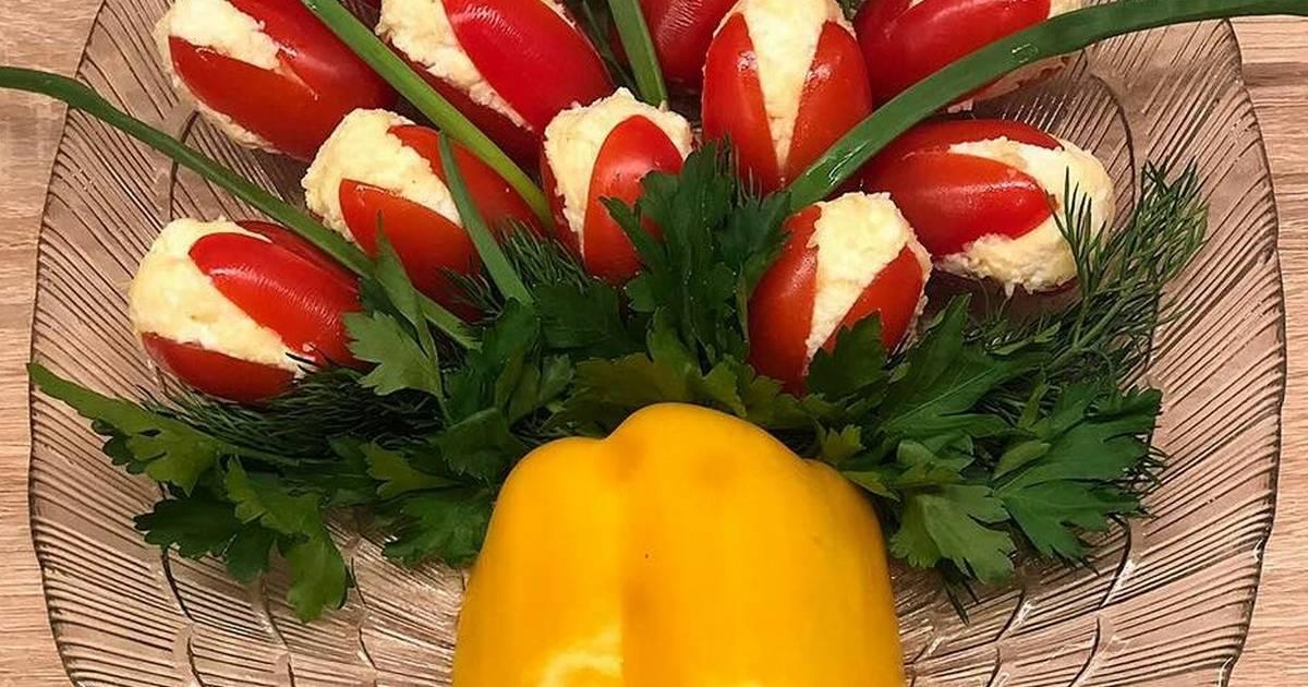получите холодные закуски рецепты с фото тюльпаны смолянистые, иголки сосен