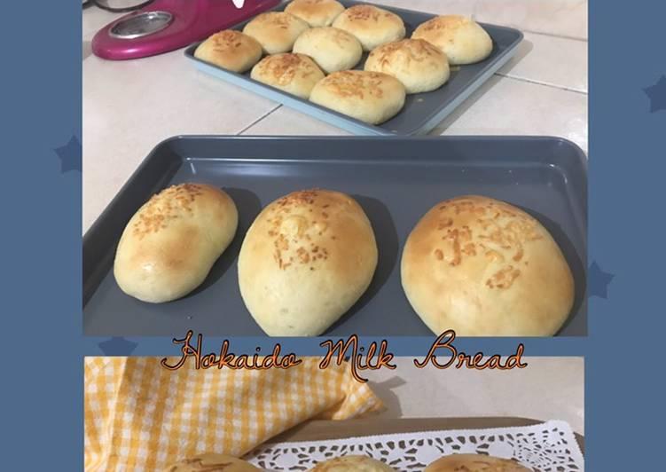 Resep Hokaido Milk Bread 🥖 Terbaik