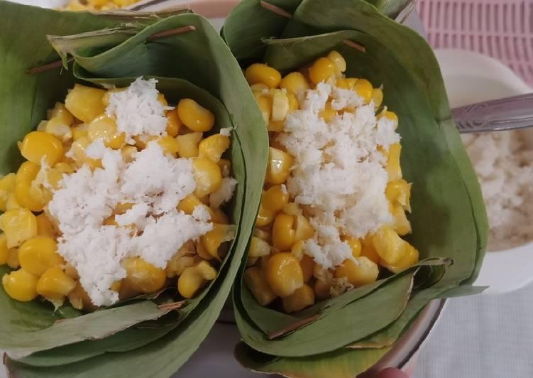 Grontol jagung manis simple