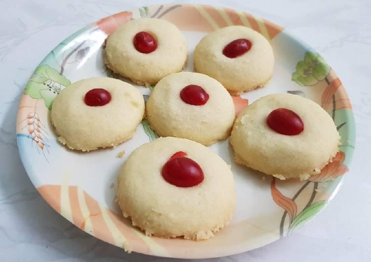 Nankathai/Butter cookies/Ghee Biscuits