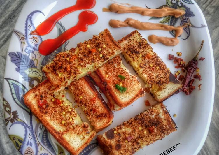 Easiest Way to Prepare Award-winning Cheese Garlic Bread Sticks