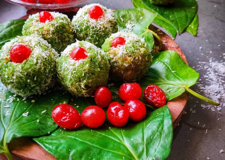 Recipe of Quick Paan Ladoo | Paan Truffle