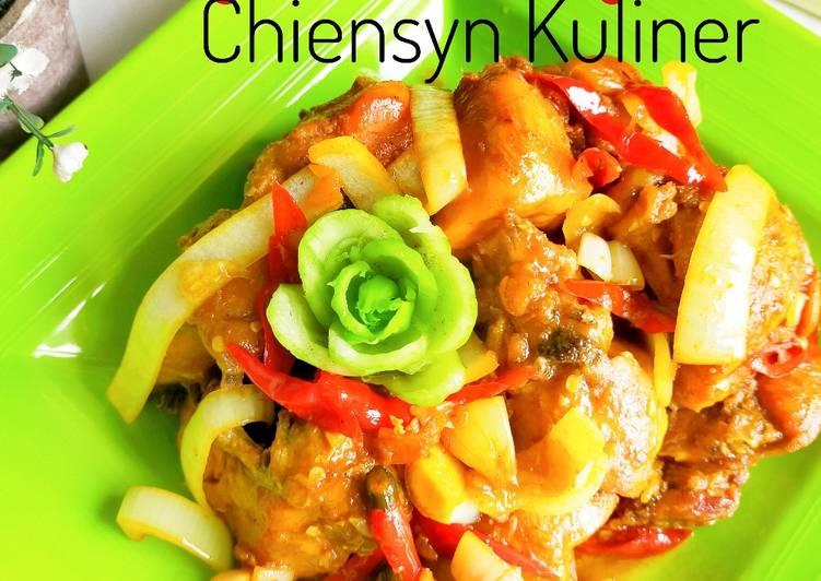 Bagaimana Membuat Ayam Goreng Mentega, Lezat Sekali