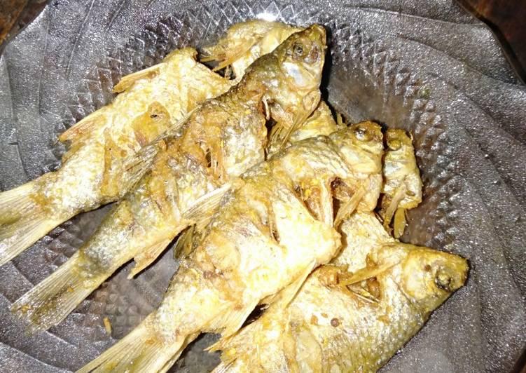 ikan wader goreng enak foto resep utama