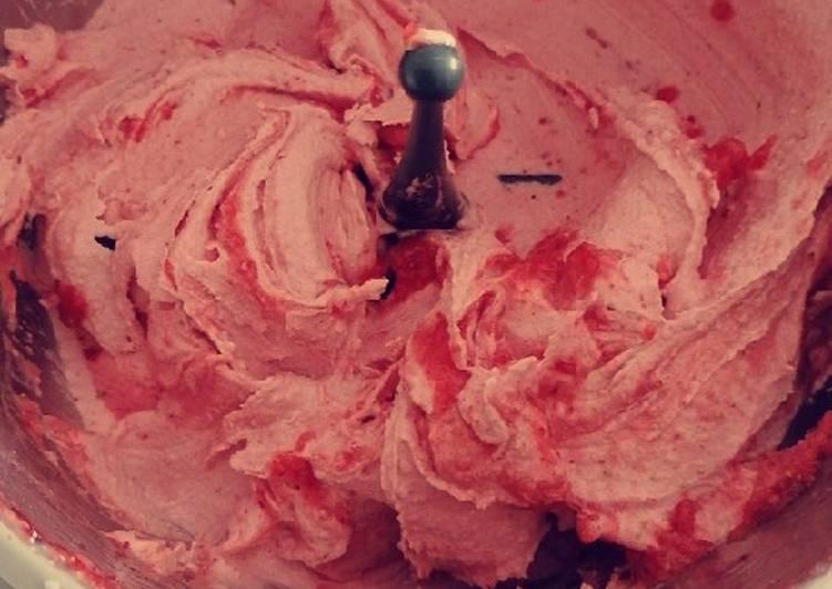 La Recette Pas à Pas Sorbet à la fraise