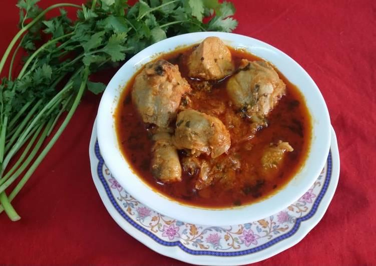 Handi Dahi Chicken