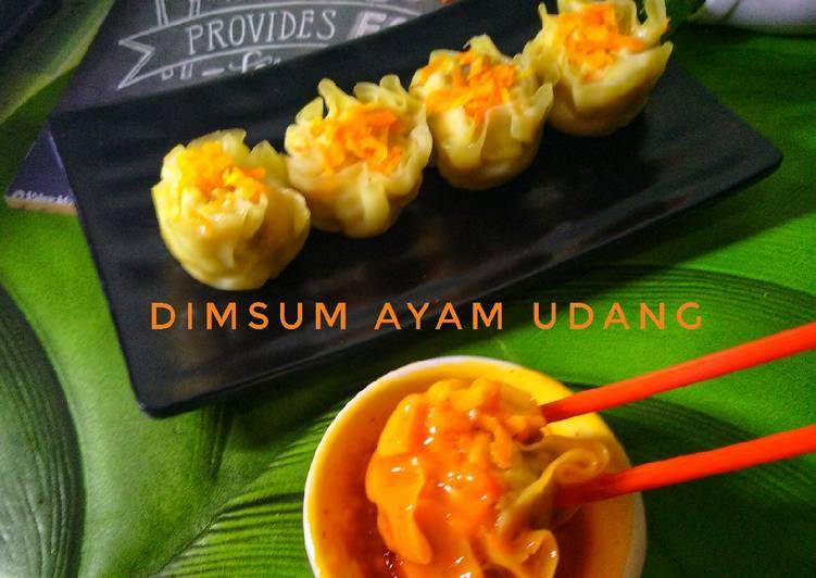 Resep Dimsum Ayam Udang Oleh Nuri Koestanti Cookpad