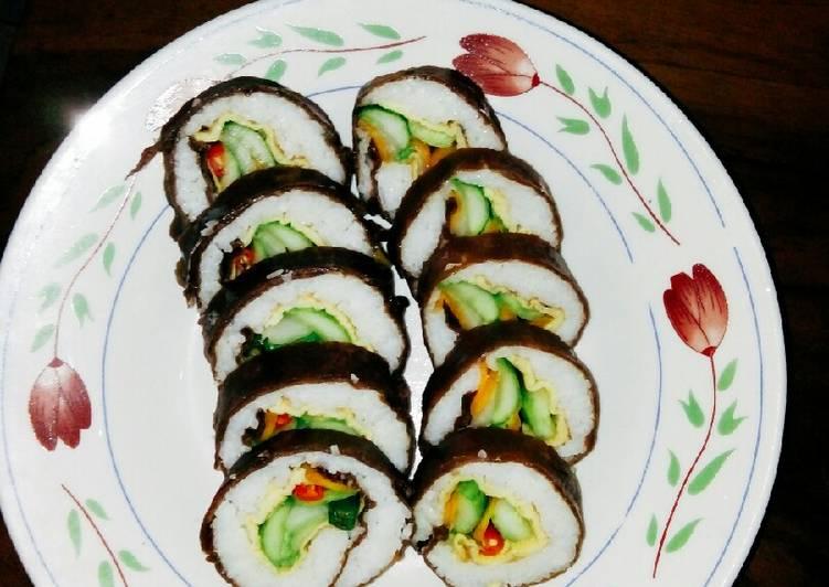 Sushi kw/sushi nya orang sunda