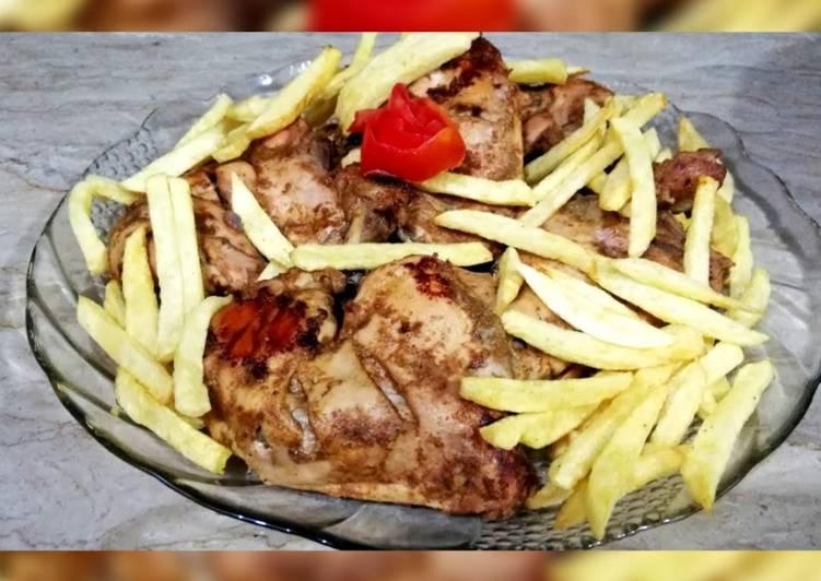 Steam Chicken Roast