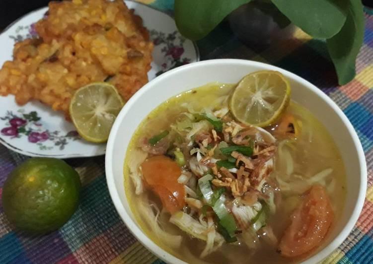 Resep Soto Ayam Ala Bangkong Semarang Oleh Andika Shelly S Cookpad