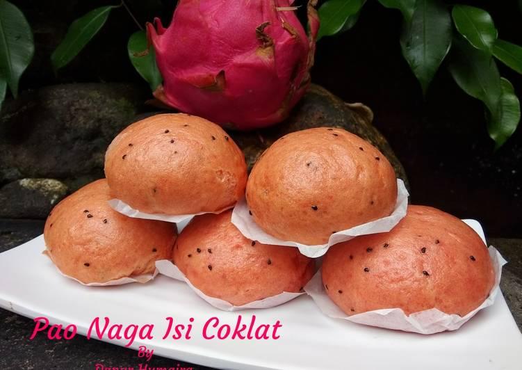 Pao Naga Isi Coklat