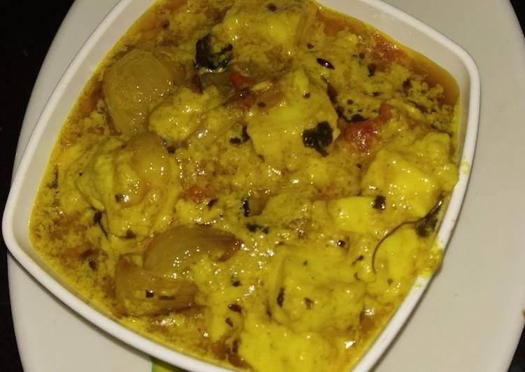 5 Minute Recipe of Blends Paneer do pyaza
