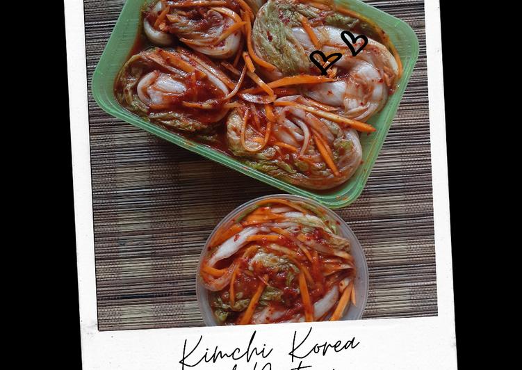 Kimchi Korea #alaPratiwi