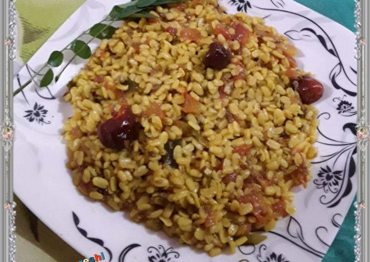 Recipe of Homemade Dhaba mash dal