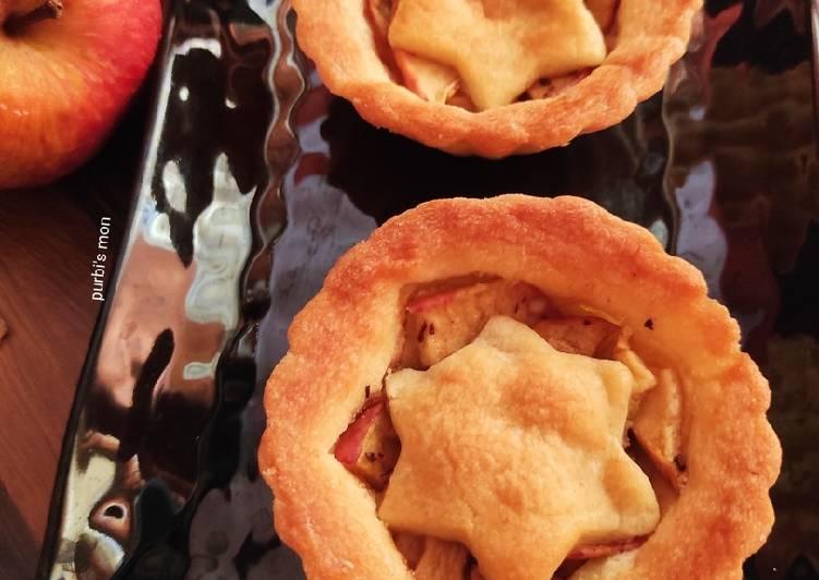 Simple Way to Prepare Ultimate Mini Apple Pie