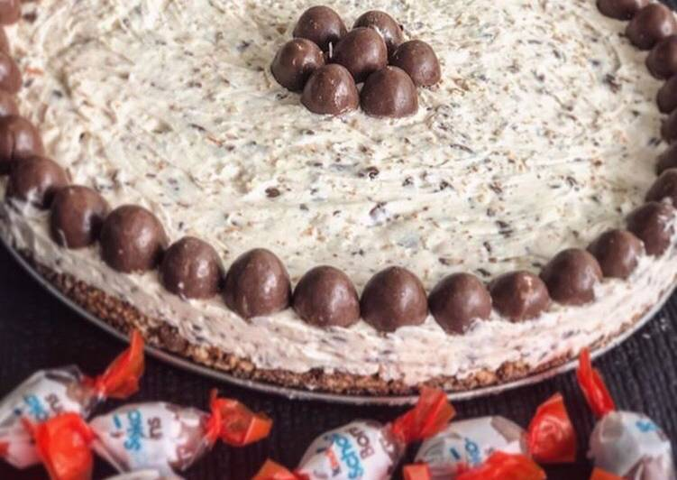 Gâteau schoko bon/mascarpone
