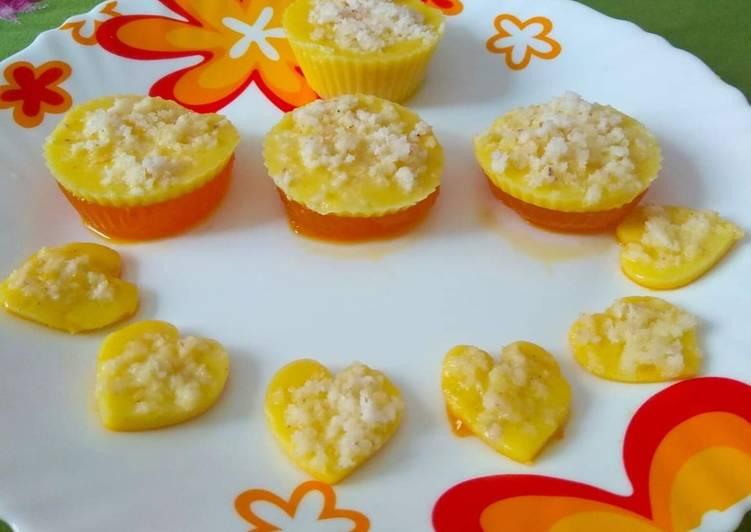 50+ Dinner Ideas Royal Orange mango pudding