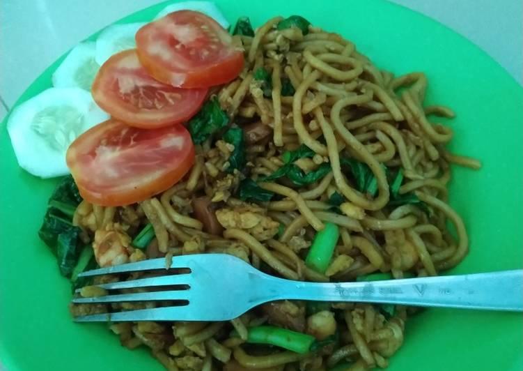 Resep Mie goreng djawa Paling Mudah