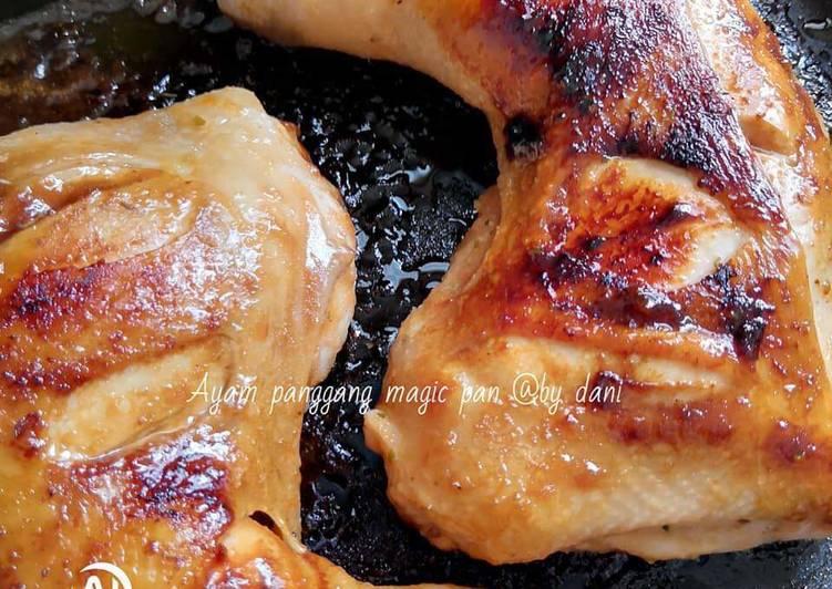 Ayam BBQ panggang