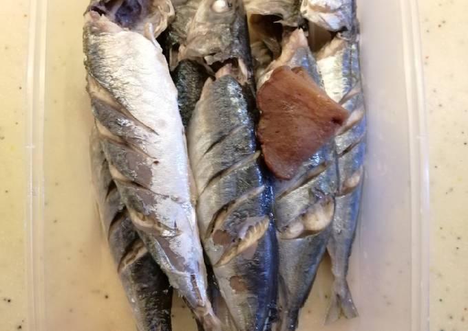 Resepi Ikan Rebus Goreng