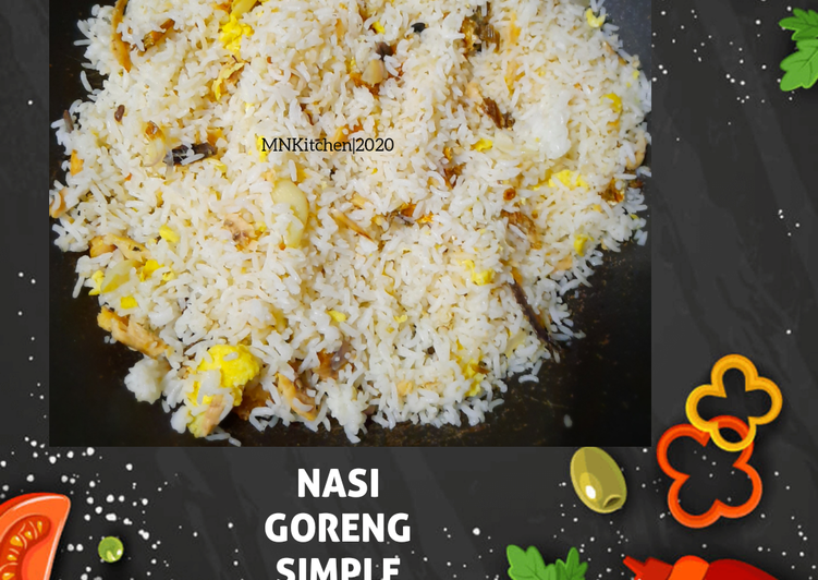 daftar menu Nasi Goreng Simple