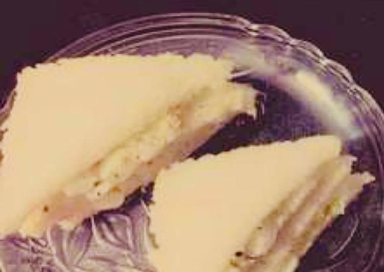 What are some Dinner Ideas Homemade Kolkata Tea House Egg Sandwich