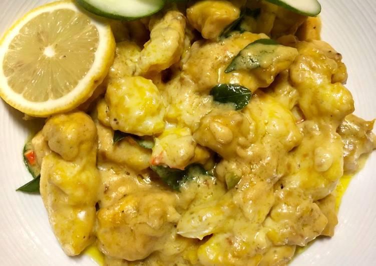 Chicken Butter Lemon - velavinkabakery.com
