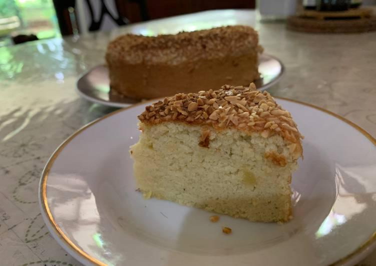 Almond Cake (no gluten)