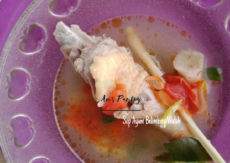 Sop Ayam Belimbing Wuluh
