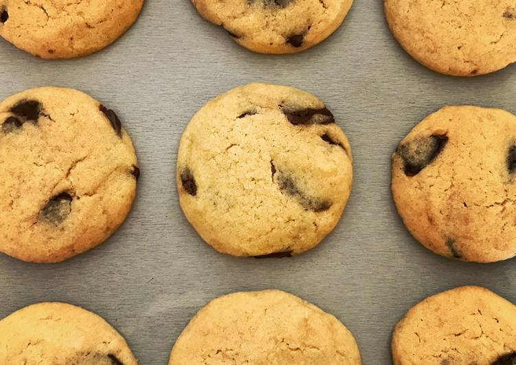 Nos 9 Meilleures Recettes de Cookie chocolat et beurre de cacahouète