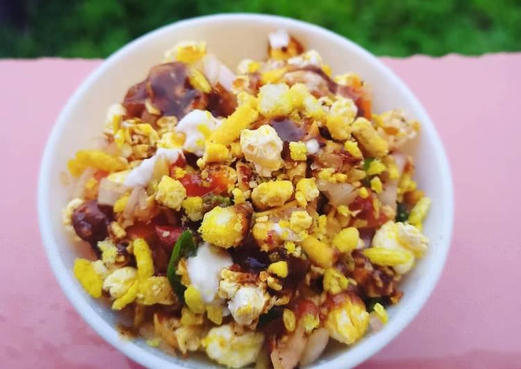 Popcorn Chaat