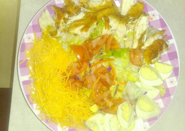 Easiest Way to Make Yummy Chicken Salad