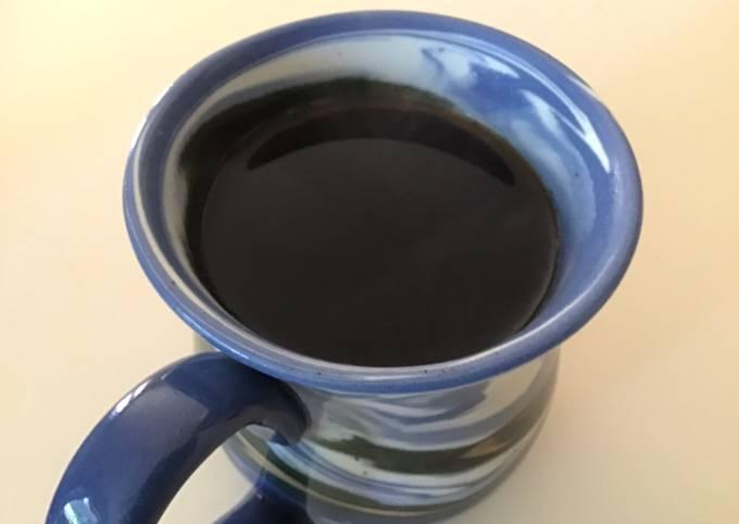 California Farm Fresh Roasted Espresso - 12 cents per big mug