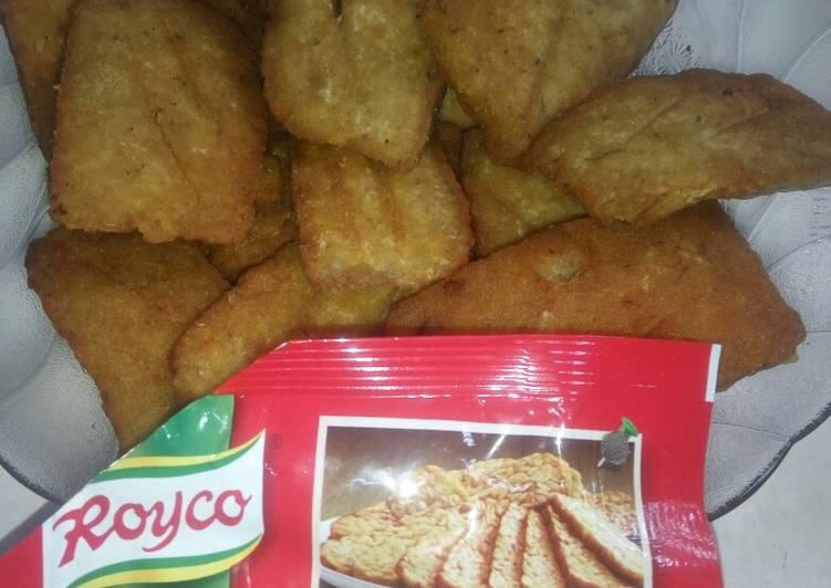 Tempe Goreng Ala Royco