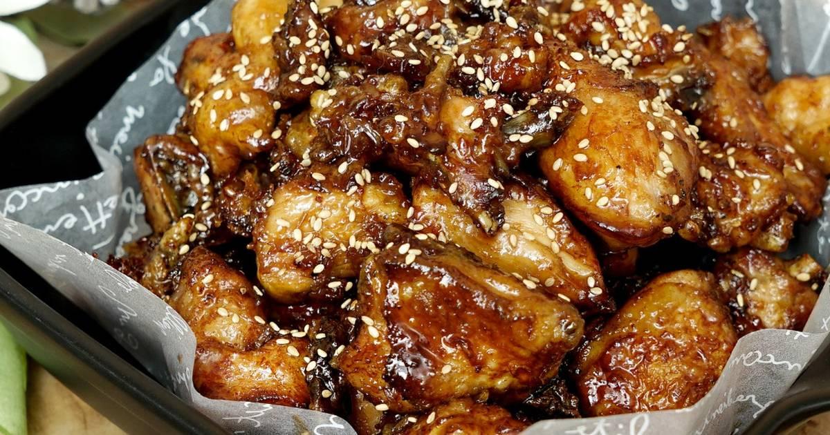 5 Jenis Ayam Goreng Korea di KDramas Bikin ngiler!
