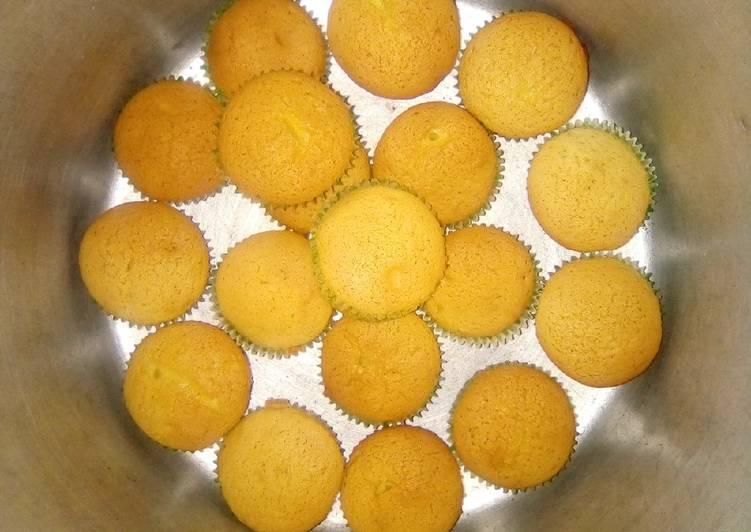 How to Prepare Speedy Vanilla cup cake