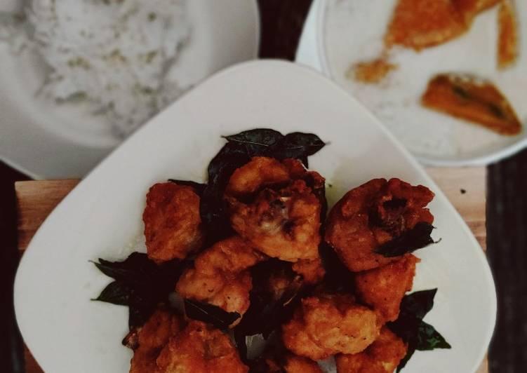 Ayam Goreng Gluten Free #PhopByLiniMihd #Batch21 - velavinkabakery.com