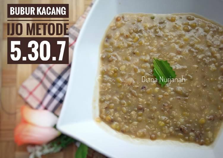 Bubur Kacang Ijo Metode 5.30.7