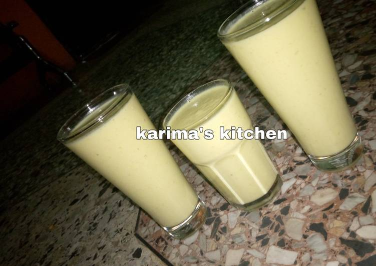 Recipe: Appetizing Avocado milkshake