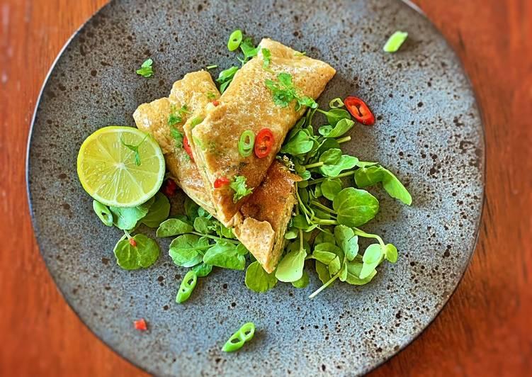 Recipe of Super Quick Homemade Thai Omlette