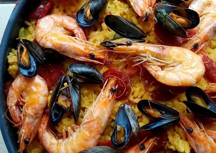 Recipe: Yummy Paella