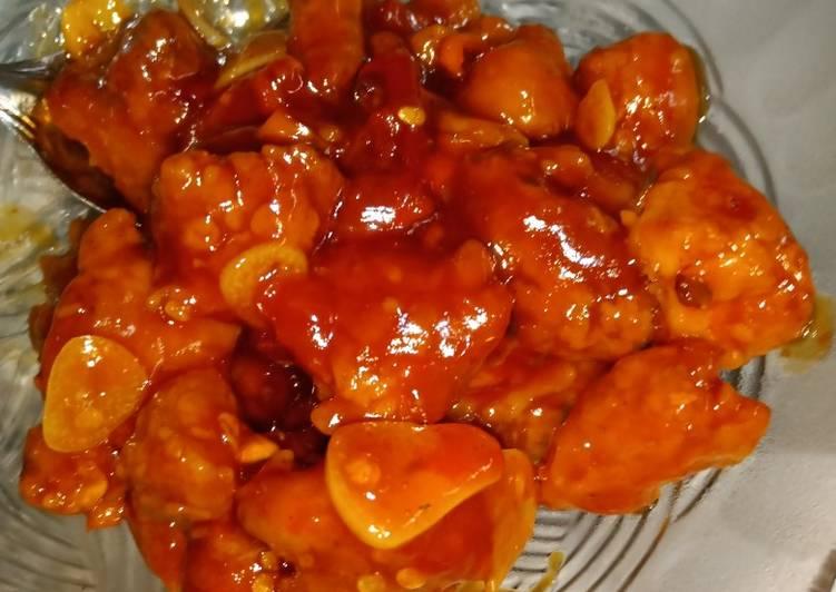 Ayam Pedas Manis
