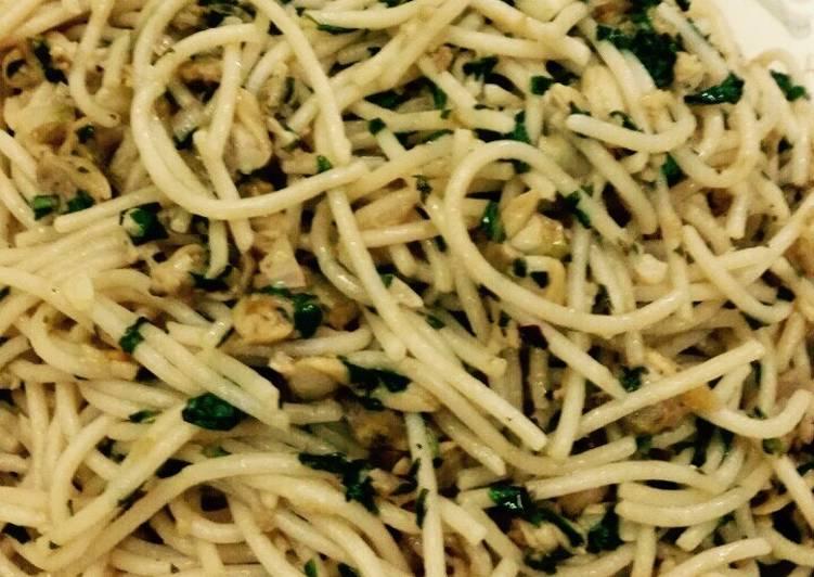 Vongole Pasta - quick & easy
