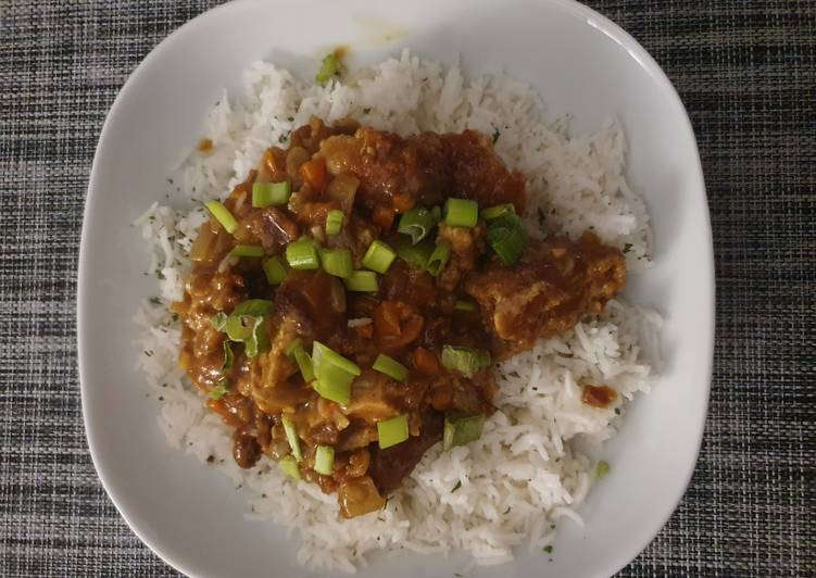 Simple Way to Make Top-Rated Katsu Chicken Curry