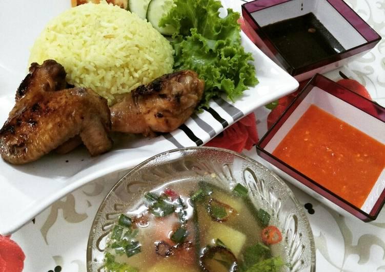Nasi Ayam Madu - velavinkabakery.com